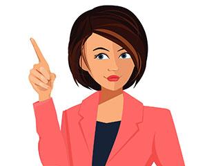 女性社労士イメージ