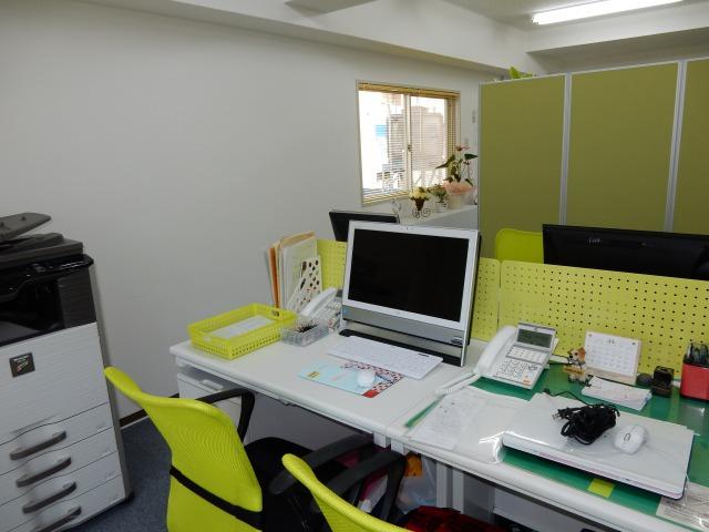 アドバンスサポートのオフィス内イメージ2