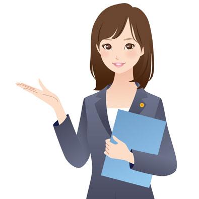 アドバンスサポートの女性社労士イメージ